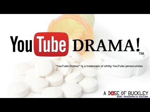 PewDiePie vs YouTube - A Dose of Buckley