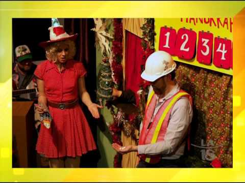 SparkleBlob's 2014 Holiday Puppet Show Musical Show Mp3