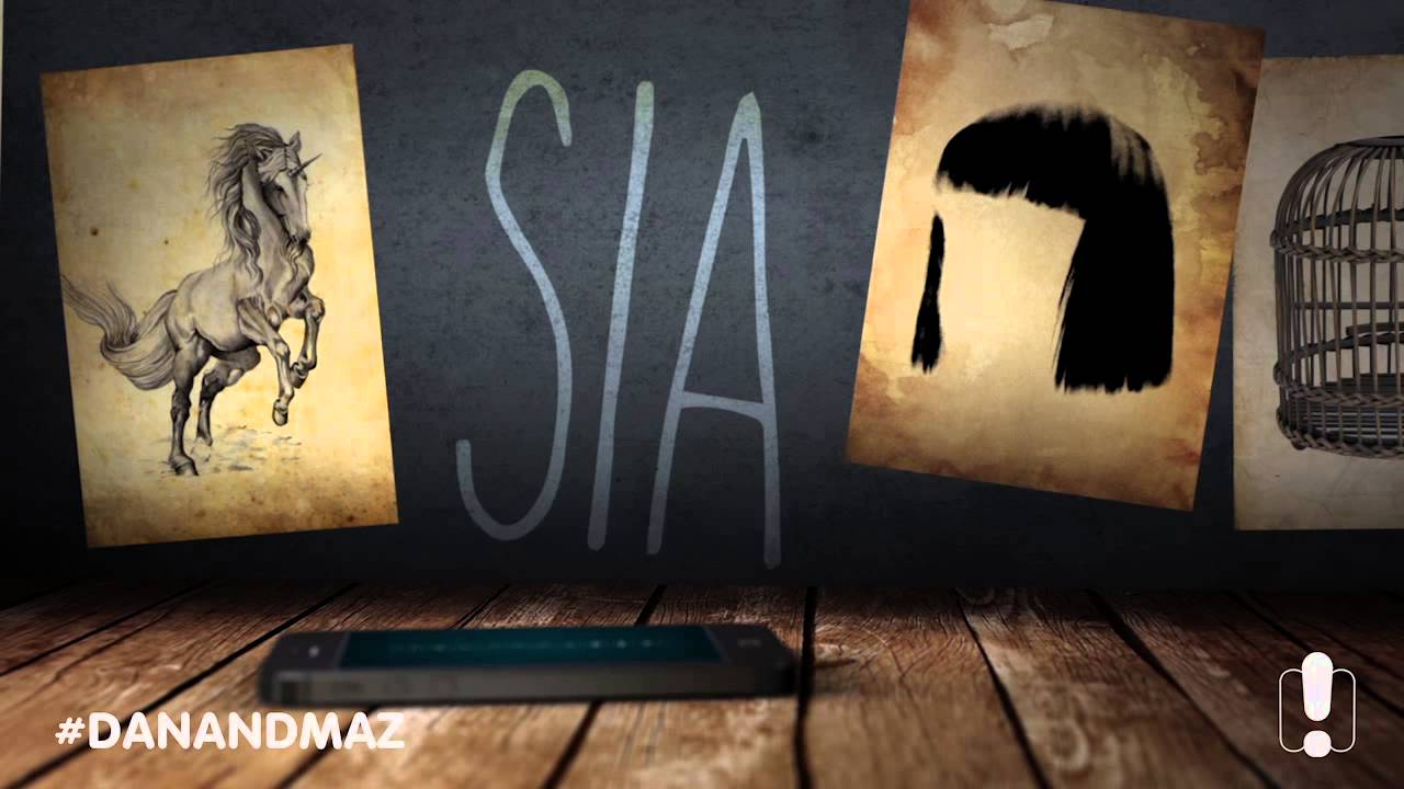 Amazing Sia interview - Prosthetics, Movies & Bed Offices (2015)