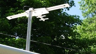 Repairing and Upgrading a Winegard Sensar RV Antenna.