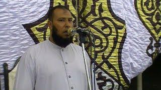 الكلمة الرهيبة التي ابكت الجميع من الاستاذ محمد ابو المعاطي عزاء الحاج رمضان علي سليمان مباشر الابرا