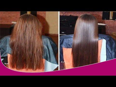 خلطة صينية لتنعيم الشعر وتقويته | وصفات رهيبة لتنعيم الشعر | تنعيم الشعر