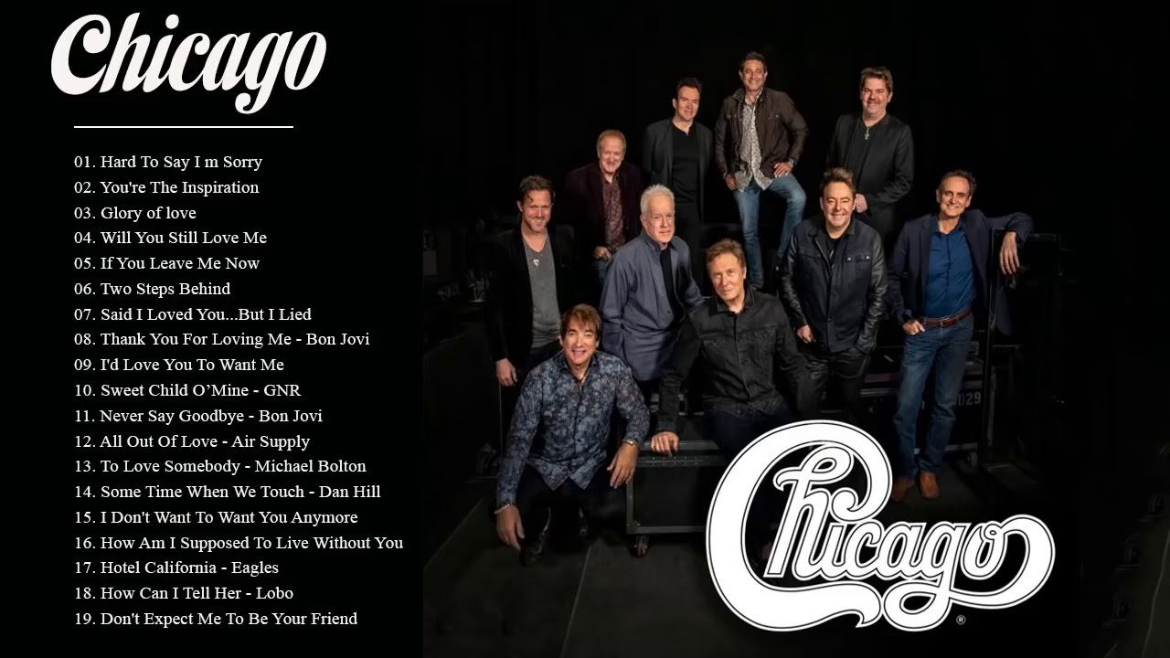 Download Chicago Greatest Hits Full Album - Best Songs Of Chicago 2020