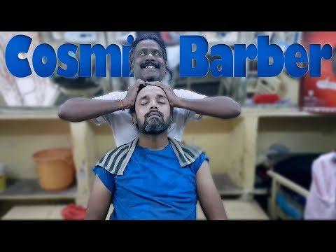 Cosmic Barber Baba Sen Energetic Head Massage Travel Series Video 19