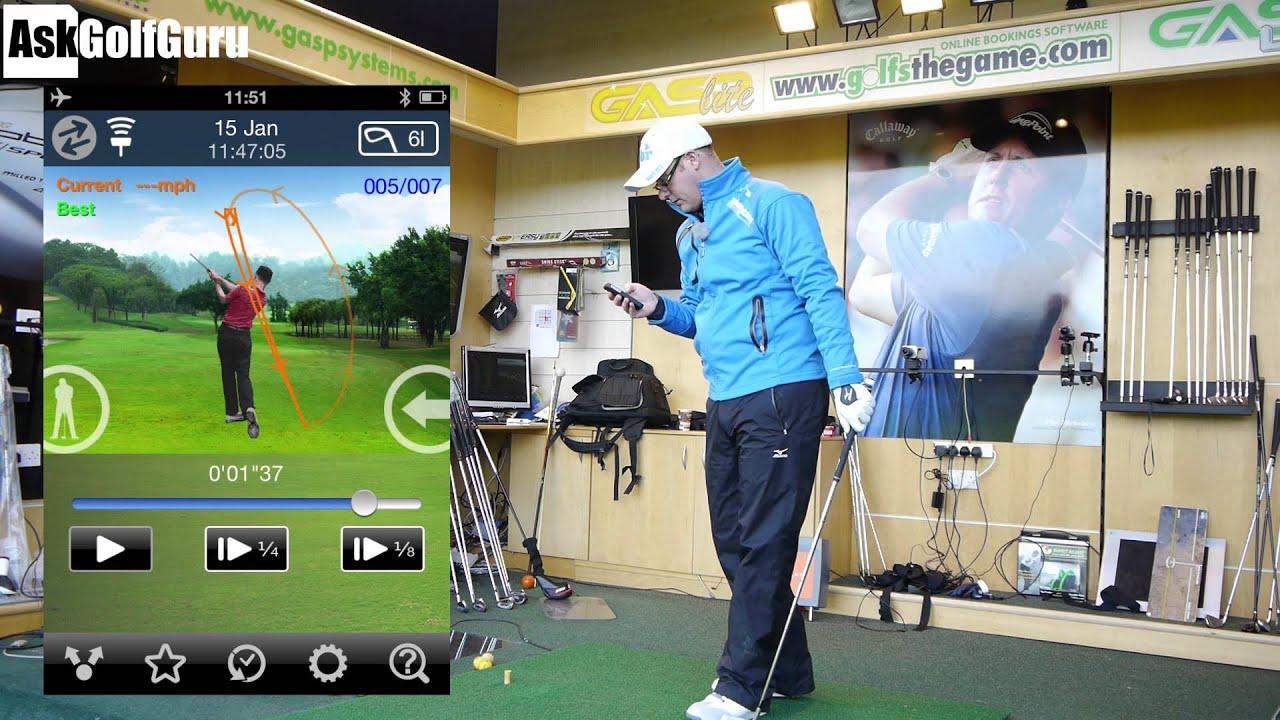 3Bays GSA Pro Golf Swing Aid