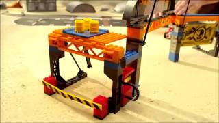 Mega Bloks Hot Wheels- Launch