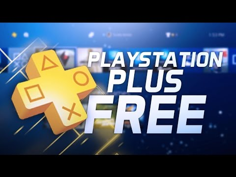 how to get free playstation plus 2017 april