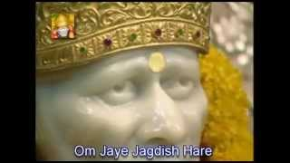 Om jai jagdish hare...with lyrics(www.saibabavandna.blogspot.com)