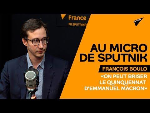 François Boulo :