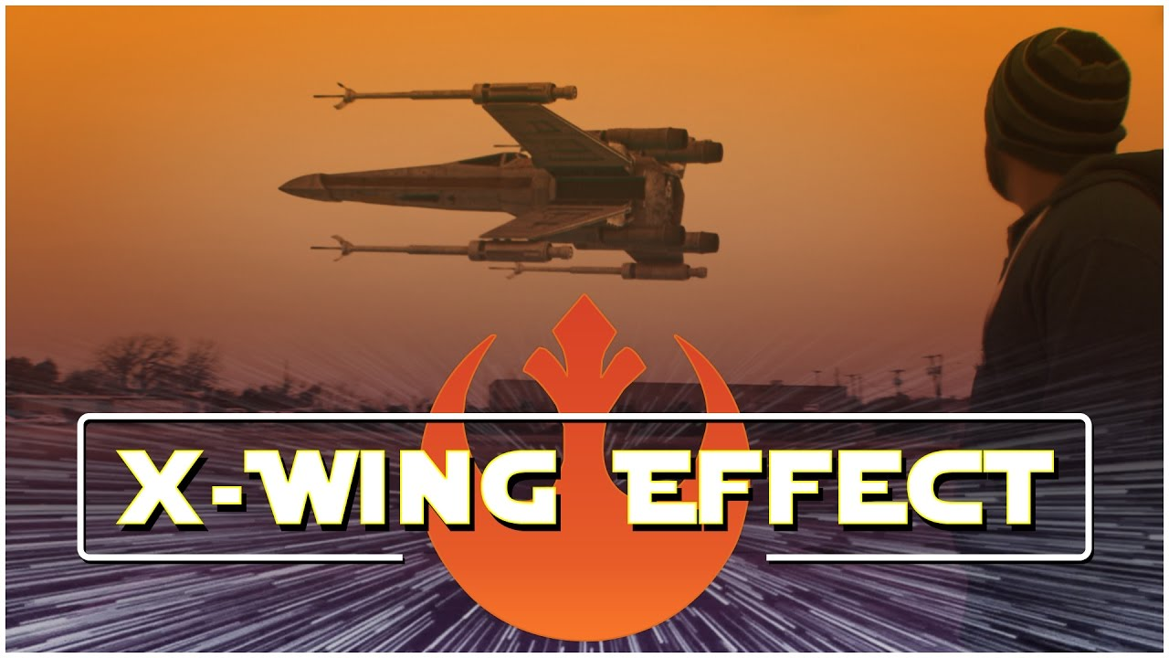 5 Tutorials to Help You Recreate Star Wars Effects