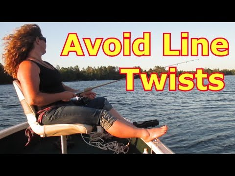 Avoiding And Removing Line Twists And Loops