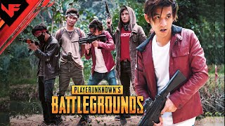 PUBG in REAL LIFE  2.0    The Game Has Started