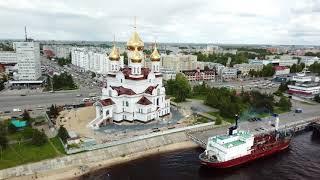 Gambar cover Архангельск морской речной вокзал v2 2k
