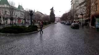 Мукачево - центр города.(В центре Закарпатья находится славный городок Мукачево с численностью населения чуть больше восьмидесяти..., 2014-02-03T16:39:13.000Z)