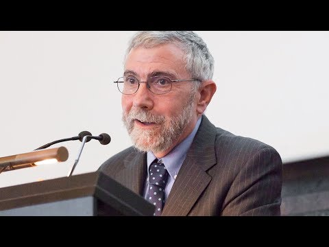 "Paul Krugman: ""Can Europe Be Saved?"""