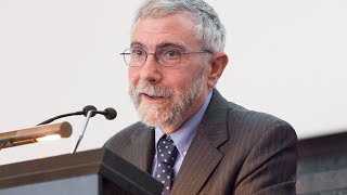 "Prof. Paul R. Krugman: ""Can Europe Be Saved?"""