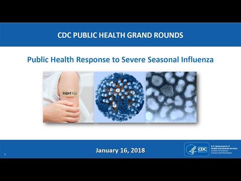 Public Health Response to Severe Influenza