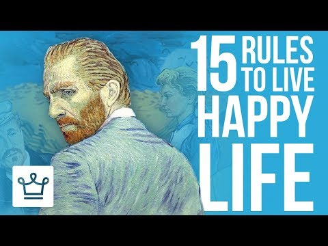 15-rules-to-live-a-happy-life