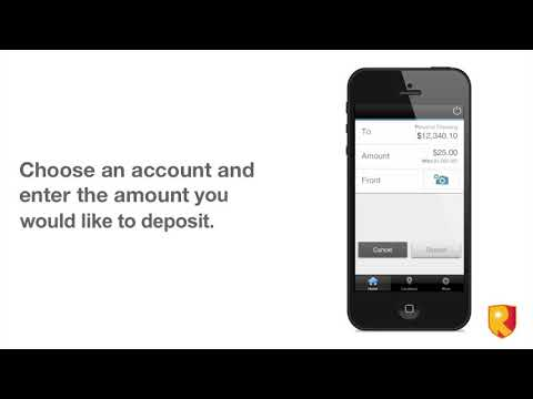 Remote Deposit With Redstone Federal Credit Union
