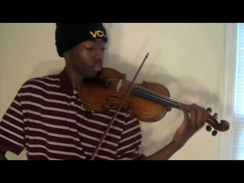 Iyaz - Replay (Violin Cover by Eric Stanley)