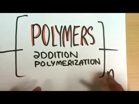 Organic Chemistry   Addition Polymer