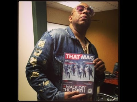 Dice Raw on That Mag Radio