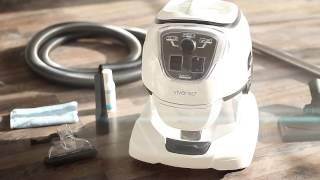 Обзор сепараторного пылесоса Vivenso от компании Pro-aqua
