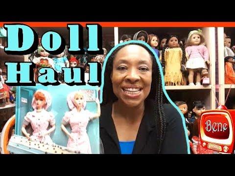DOLL HAUL : Ashton Drake Gene And I Love Lucy Barbie Dolls