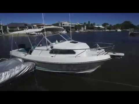 Cruise Craft Outsider 580 for sale Action Boating, boat sales, Gold Coast, Queensland, Australia