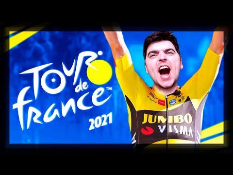 O CICLISTA VOLTOU!!   LE TOUR DE FRANCE 2021