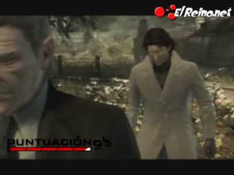 Vídeo análisis/review  Metal Gear Solid 4: Guns of the Patriots
