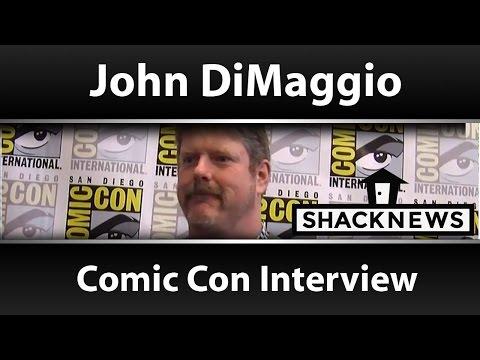 Adventure TIme John DiMaggio Interview