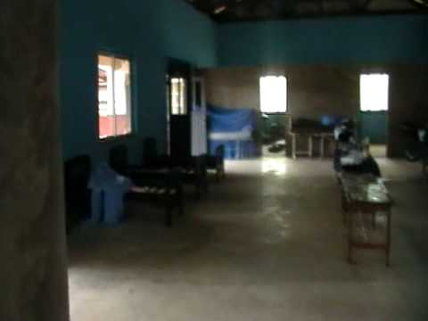 The Jesse Rohde Foundation in Oworobong  Ghana- Clinic July 2010