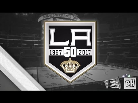 Los Angeles Kings 2017 Goal Horn