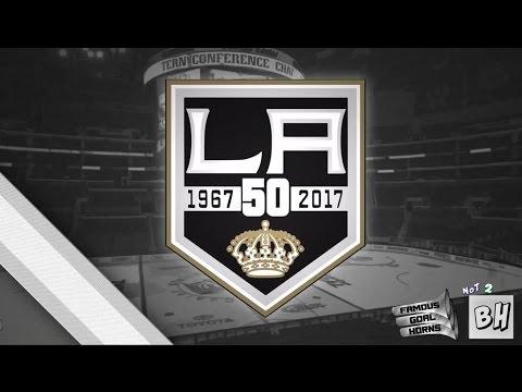 Los Angeles Kings 2017 Goal Horn