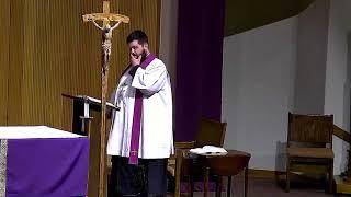 Advent Evening Prayer , Week 3, 12/15/20  St. Elizabeth Ann Seton Church, Valparaiso, Indiana