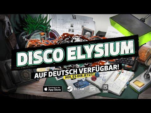 DISCO ELYSIUM - Auf Deutsch verfügbar!