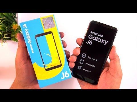 Samsung Galaxy J6 Unboxing & First Look [Urdu/Hindi]
