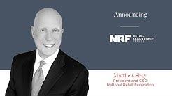Announcing the NRF Retail Leadership Series