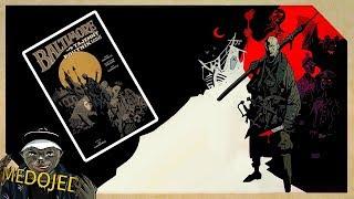 Baltimore - Hellboy z první světový (čítárna)