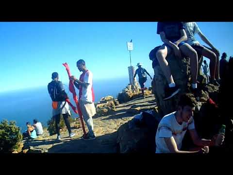 lions head 30 09 2017 guy almost fall!!!
