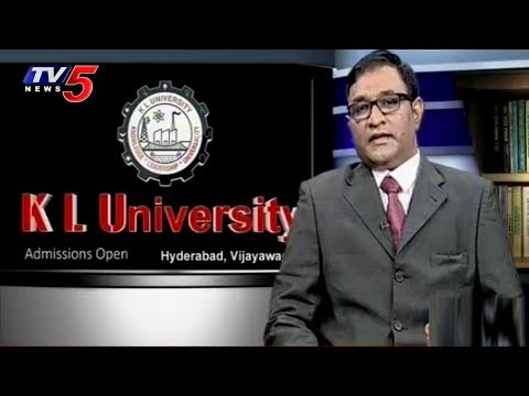 Pharmacy And Biotechnology Courses Advantages | KL University | Study Time | TV5 News