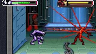 [1] Ultimate Spider-man GBA [Lab Test _ Chapter 1] «23»