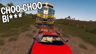 HIGH SPEED TRAIN GLITCH | Forza Horizon 3
