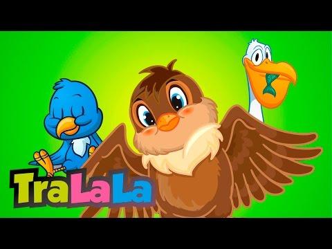 Plecarea păsărelelor - Cântece de toamnă pentru copii | TraLaLa