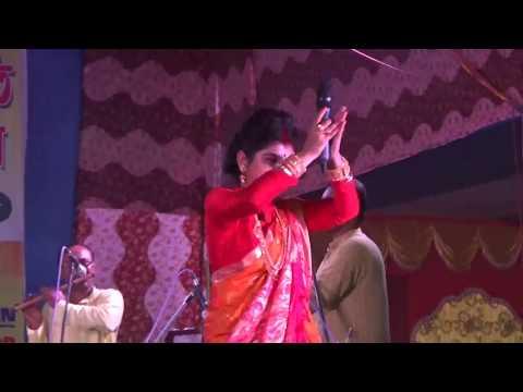 ADITI MUNSHI:  BHAJAN-(JOY RADHE RADHE GOBINDA GOBINDA)