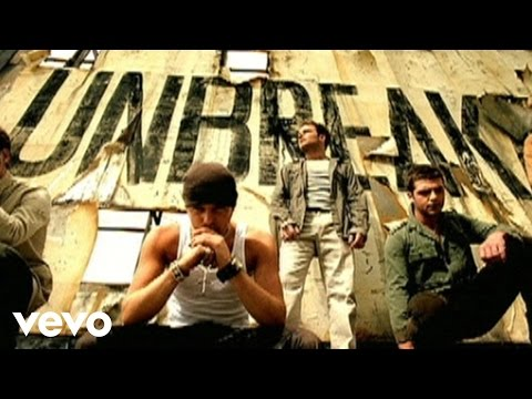 Westlife - Unbreakable (Official Video)