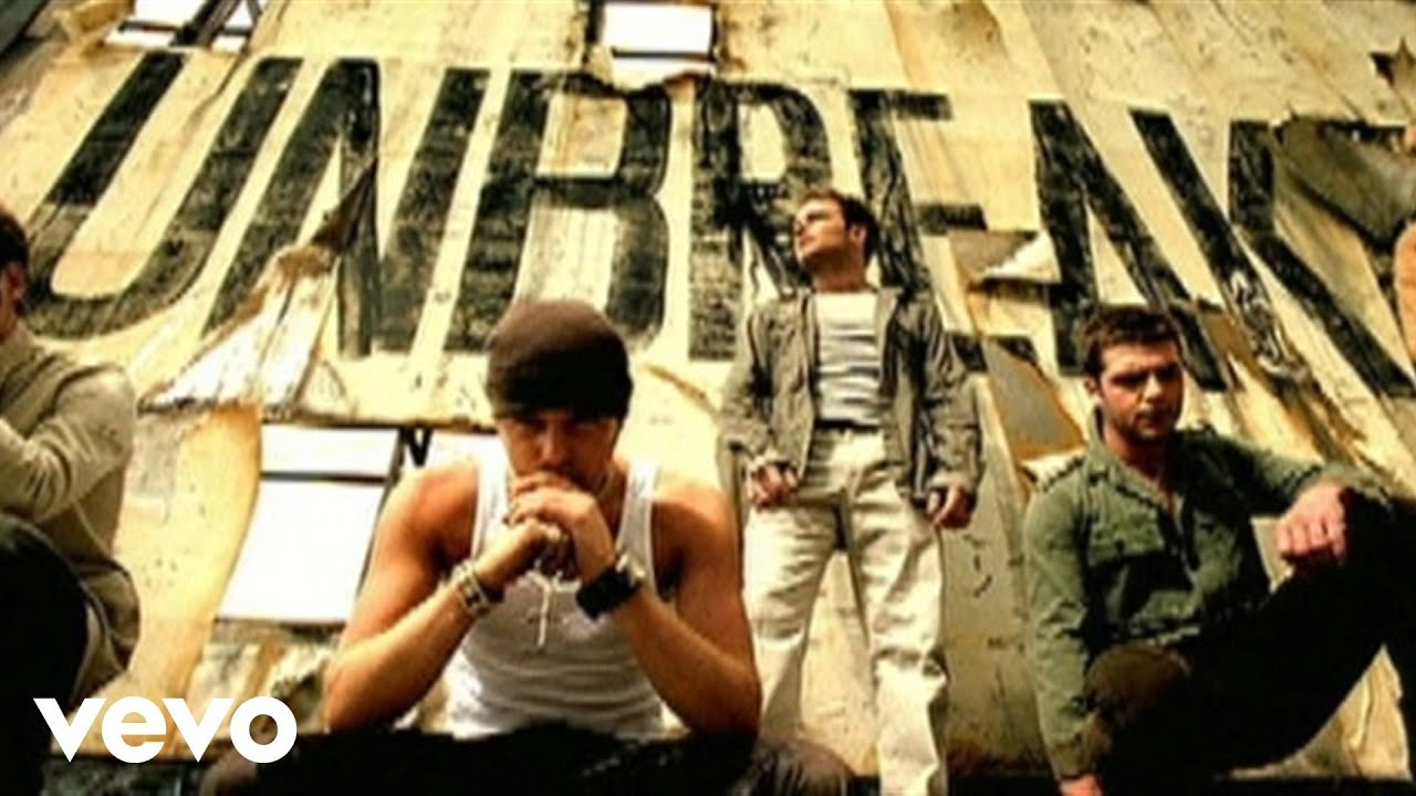 Westlife - Unbreakable (Official Video) - YouTube