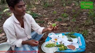 5kg Big Lemon Rice Recipe Cooking By Our Young Farmer Ramanujam  Big Lemon Rice Donating to Orphans