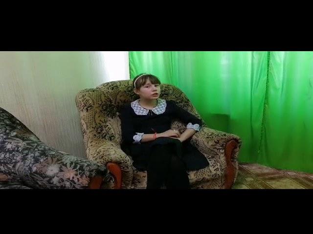 Изображение предпросмотра прочтения – АнгелинаМосквитина читает произведение «Мама» М.И.Цветаевой